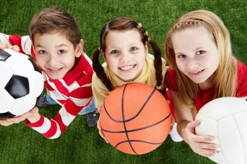 Risultati immagini per children sport